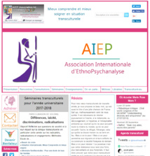 AIEP, Association Internationale d'EthnoPsychanalyse