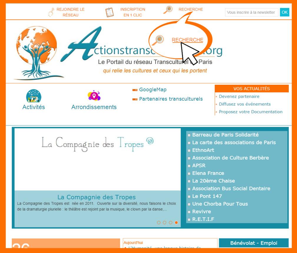 Votre association sur Actionstransculturelles.org