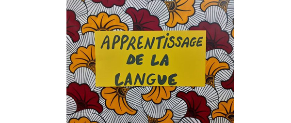 Apprentissage de la langue