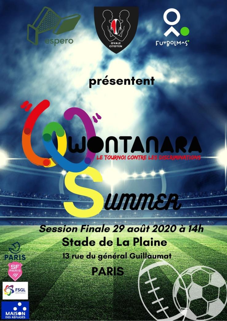 Finale du tournoi Wontanara // Samedi 29 août