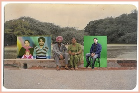 """""""Ici , d'ailleurs"""" un projet de photo participative de Séverine Sajous du collectif Jungle Eyes"""