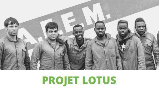 Humando - Projet Lotus : Formation au métier de mécanicien réparateur de véhicules industriels
