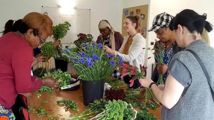 Du Pain et des Roses - Formation professionnelle au métier de fleuriste