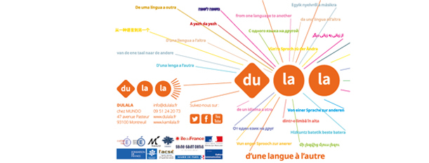DULALA, D'Une Langue A L'Autre