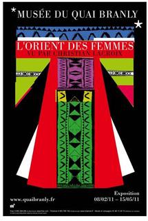 L'orient des femmes vu par Christian Lacroix