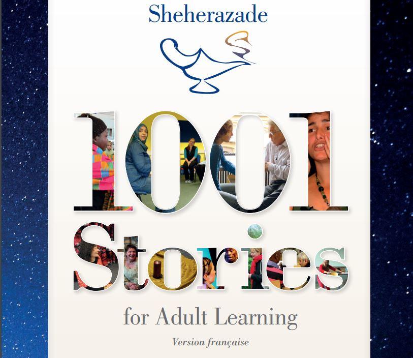 Sheherezade – Le conte comme outil de formation d'adultes