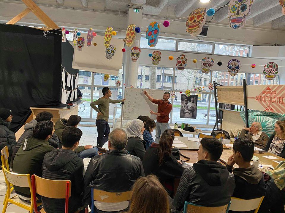 ateliers socio-linguistiques