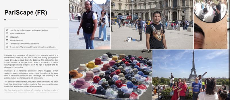 Jungle Eyes Exhibition Pariscape Postcards