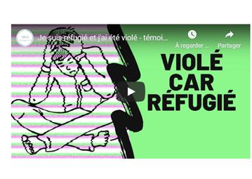 Vidéo sur la santé sexuelle, Association FARDA