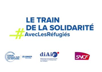Le train des solidarités, HCR France