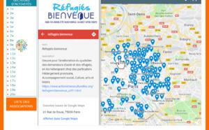 La Google Map sur Actionstransculturelles.org