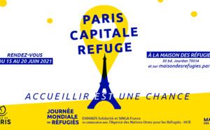 26 juin uni.e.s par le sport : Journée mondiale des réfugiés