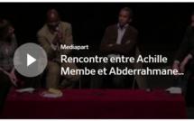 Rencontre entre Achille Membe et Abderrahmane Sissako