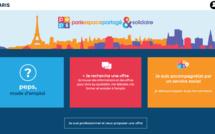 Paris espace partagé & solidaire : Offres PEPS