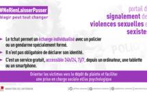 Signalement des violences sexuelles et sexistes