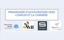 """Programmes d'accélération vers l'emploi """"Agent de service hospitalier"""" et Agent de sécurité"""" avec Action Emploi Réfugiés"""